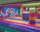 Basico 27 4×4 Mickey Mouse Castillos hinchables Valencia