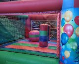 Basico 4×4 Party Castillos hinchables Valencia