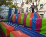 Chequebola Nuevo Castillos hinchables Valencia