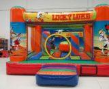 Lucky Luke 4X4 (6) Castillos Hinchables Valencia
