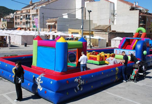 ludoteca Castillos Hinchables Valencia
