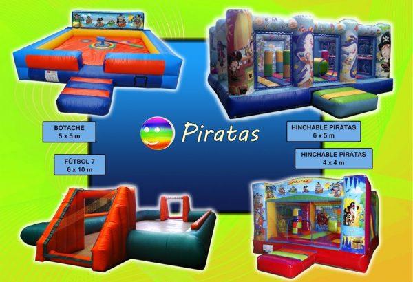 Parque Piratas