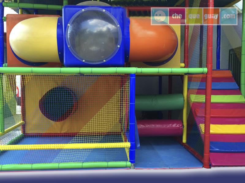 Parques de bolas chequeguay for Alquiler parque de bolas