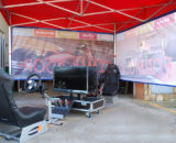 playstation-formula-i Castillo Hinchable Valencia
