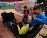 playstation-formula I Castillo Hinchable Valencia
