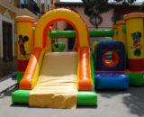 Rampa Disney Castillos Hinchables Valencia