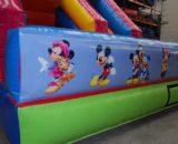 Tobogan Disney 3X3 (5) Castillos Hinchables Valencia