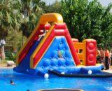 Tobogan acuatico Competencia (2) Castillos hinchables Valencia
